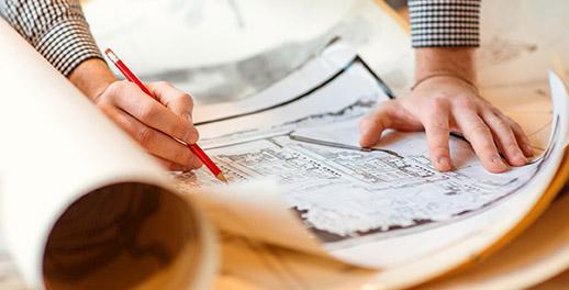 Architecte, projet de construction à Leers, Lille